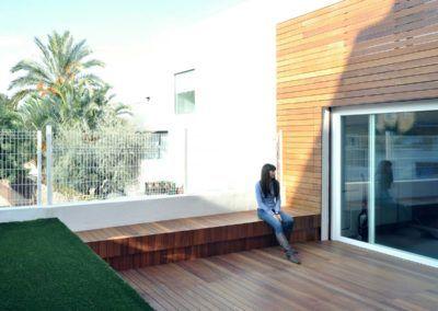 Bungalow house renovation in San Juan de Alicante
