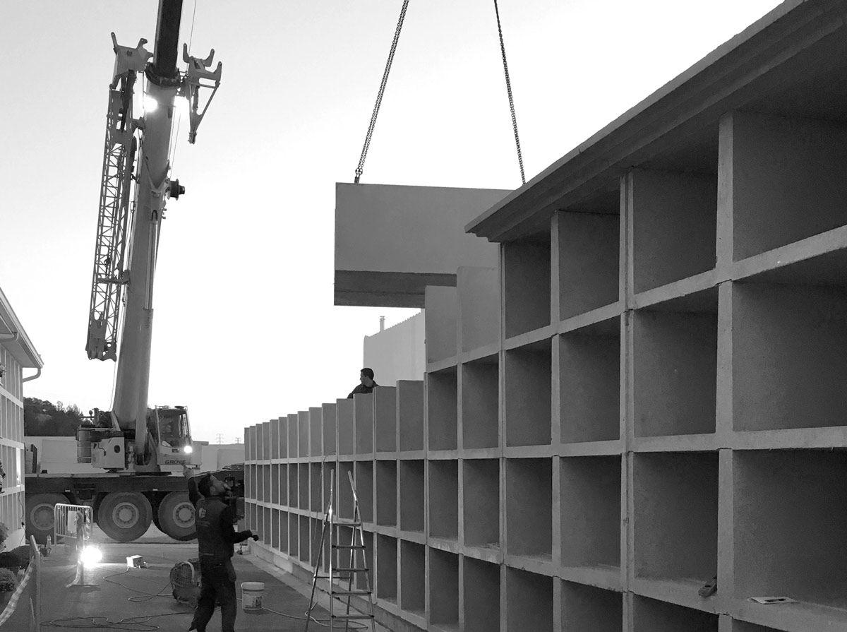 Construccion industrial en Alicante, Pinoso, por Araque Maqueda construcciones