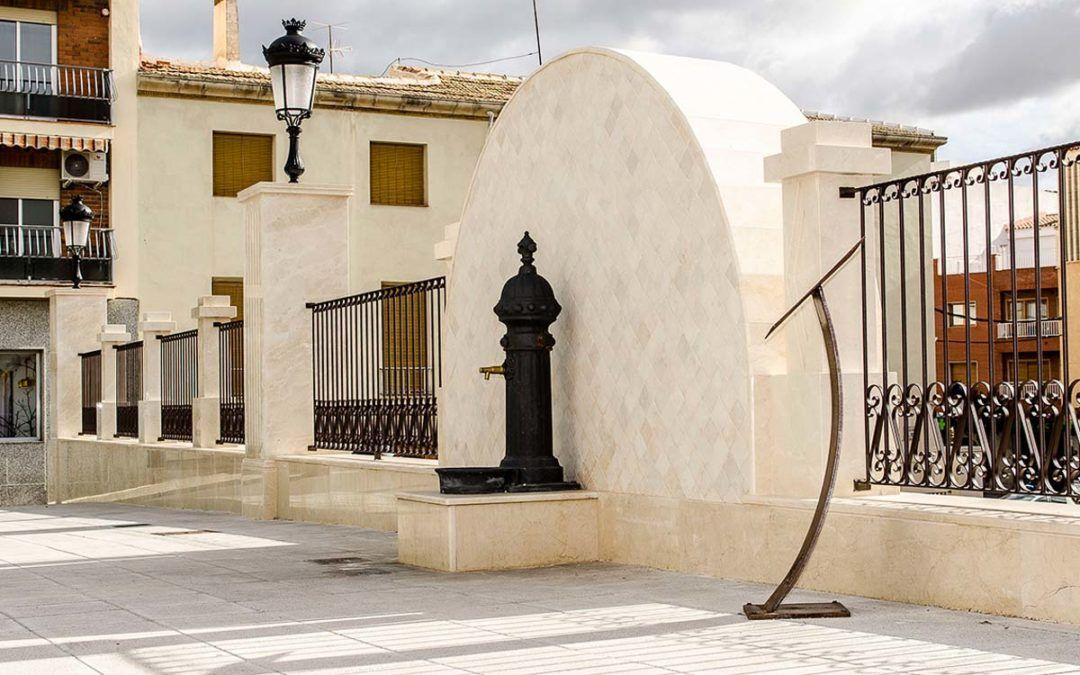 Construcción de Parking Municipal en Pinoso
