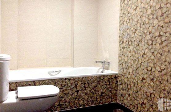 Reforma de baños con porcelánico en relieve