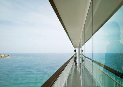Terraza. Reforma de ático en Alicante por Araque Maqueda Construcción