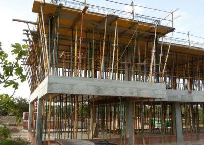 Construcción de vivienda unifamiliar en Elche