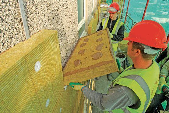 Cómo conseguir un buen aislamiento térmico en fachadas