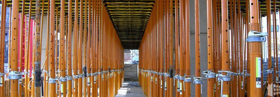 Apeos y estabilizadores de fachada en rehabilitación