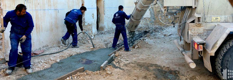 Intervenciones en cimentación a través de actuaciones en el terreno