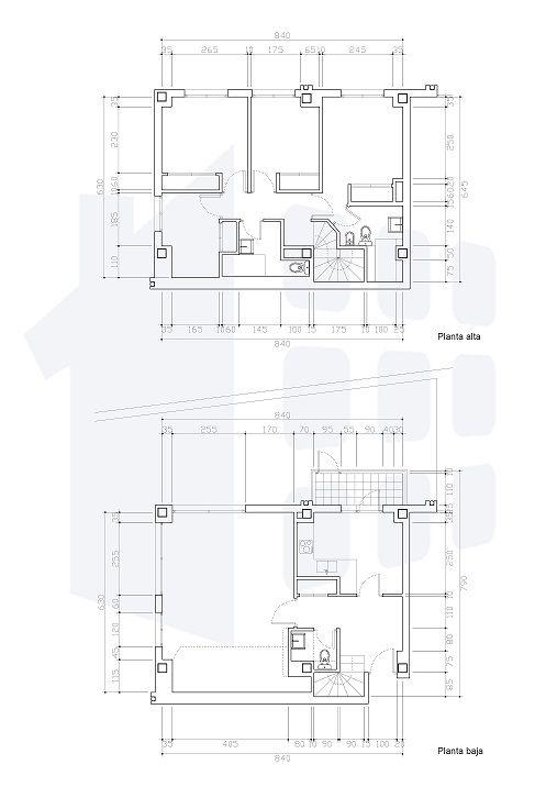 Proyecto reforma de duplex en Madrid por Araque Maqueda