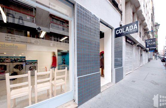 Reforma de local para lavandería en Alicante