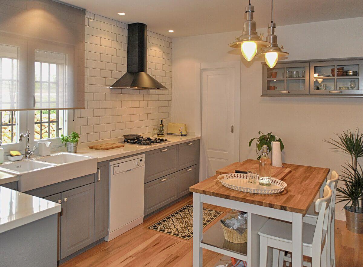 Reforma de casa de campo en pinoso araque maqueda for Cocinas para casas