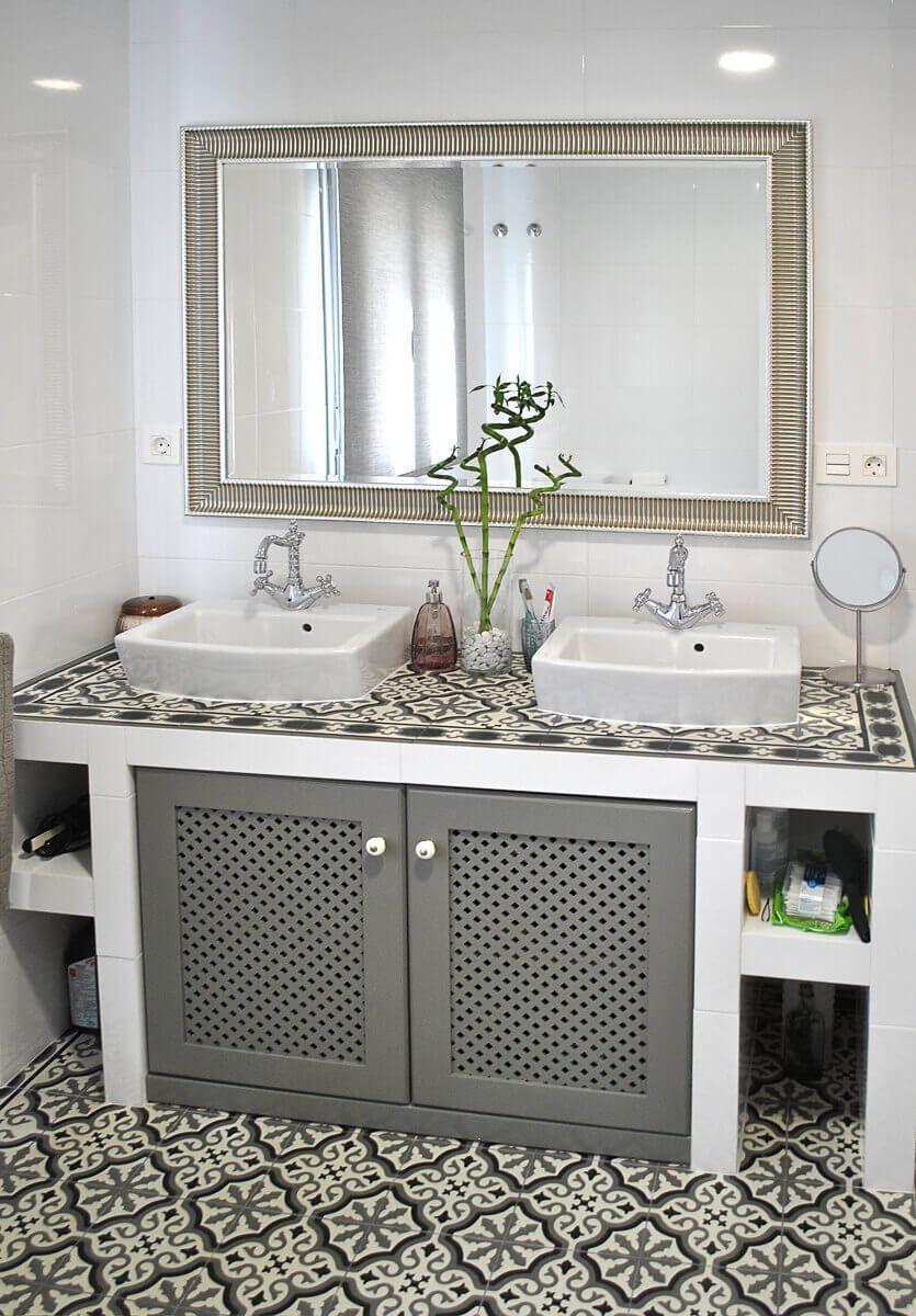 Baño. Reforma casa de campo en pinoso Alicante por Araque Maqueda construccion