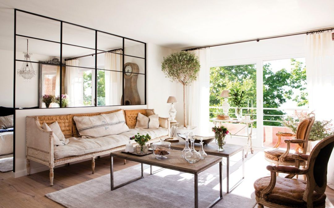 Instala paredes de cristal y gana luz y amplitud en casa