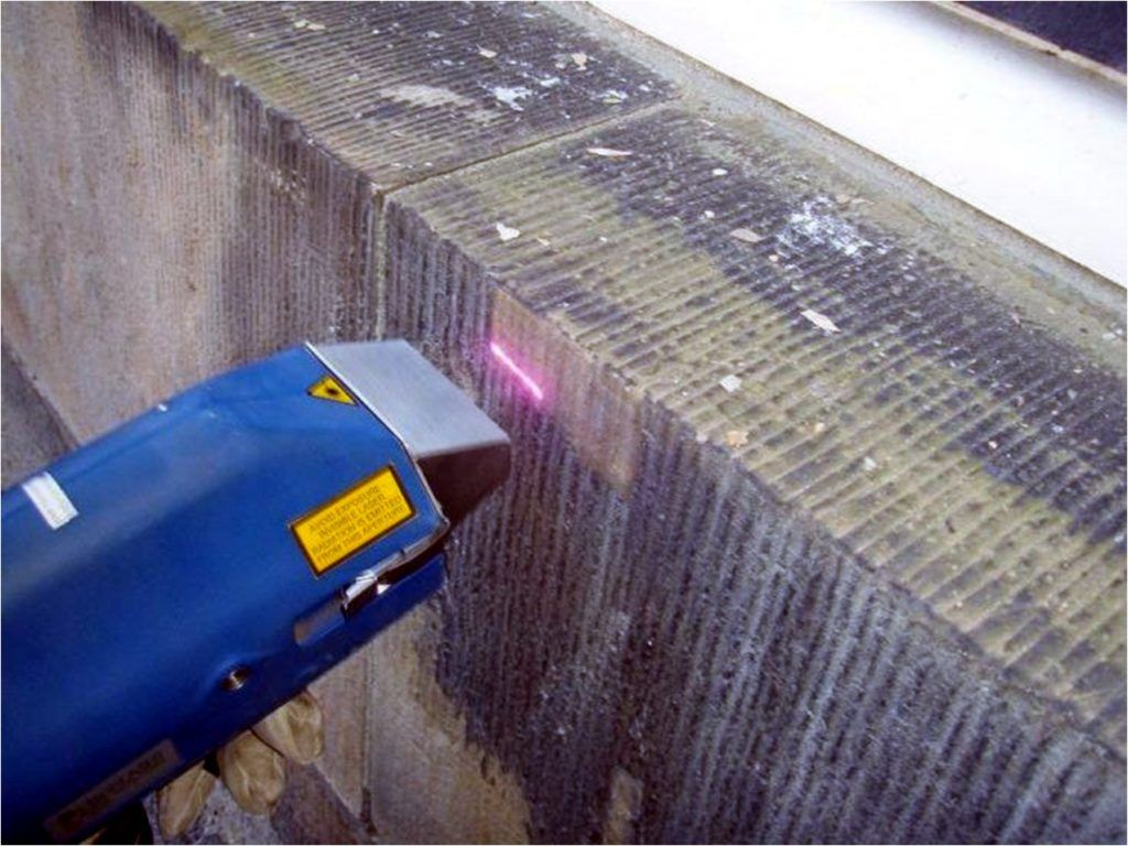 Limpieza de fachadas con laser