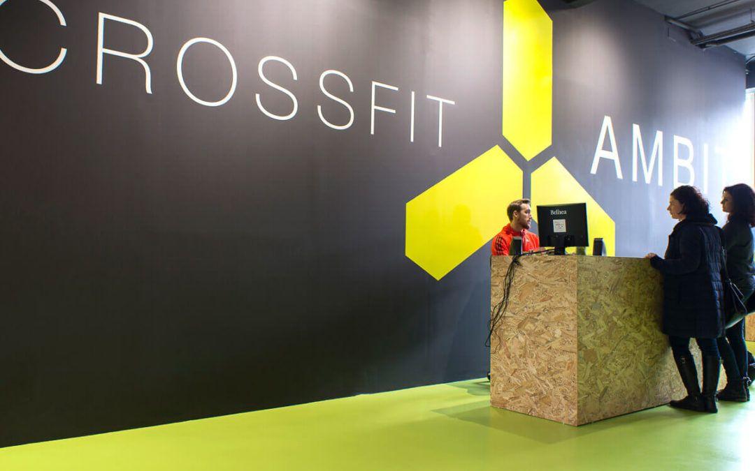 Adaptación de nave industrial a gimnasio CrossFit en Petrer
