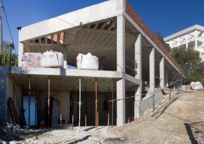 Construcción de vivienda unifamiliar en El Campello