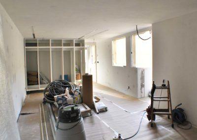 Proyecto de reforma de ático en Alicante