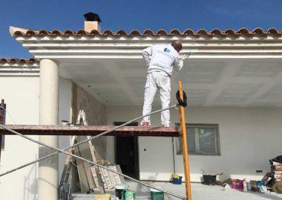 Construcción de vivienda unifamiliar en Perleta (Elche)
