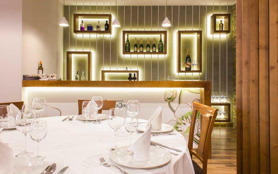 Refurbishment of a restaurant in Pinoso (Alicante)