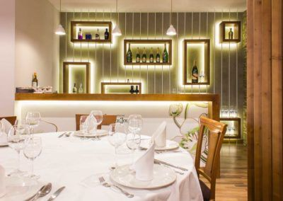 Reform of restaurant in Pinoso (Alicante)