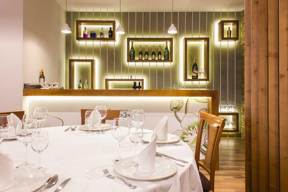 Reforma de restaurante en Pinoso por Araque Maqueda