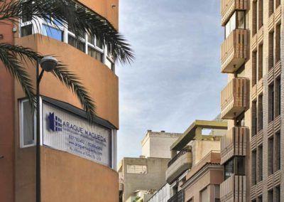 Alfonso el sabio Reforma de oficina en Alicante por Araque Maqueda