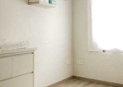 habitación niño. Reforma vivienda Elda (Allicante) por Araque Maqueda