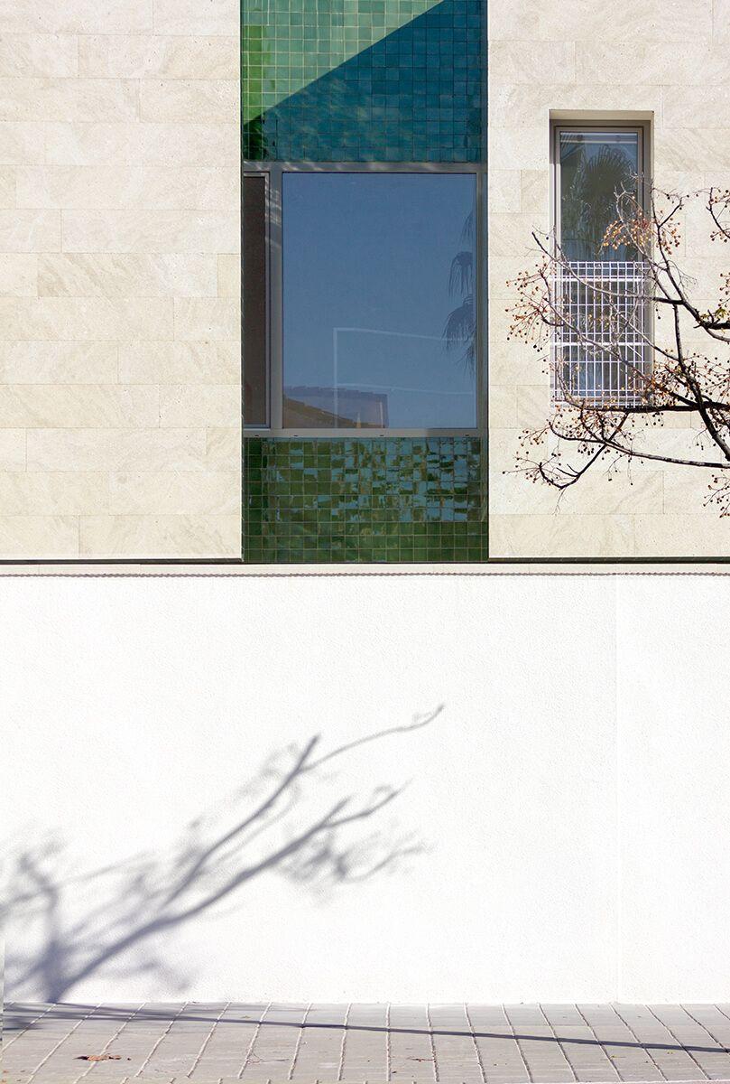 vivienda unifamiliar en Alicante (detalle)