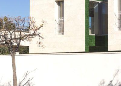 vivienda unifamiliar en Alicante por Araque Maqueda