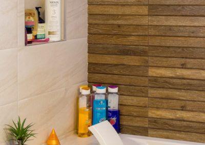 baño de Reforma de adosado en Pinoso por Araque Maqueda