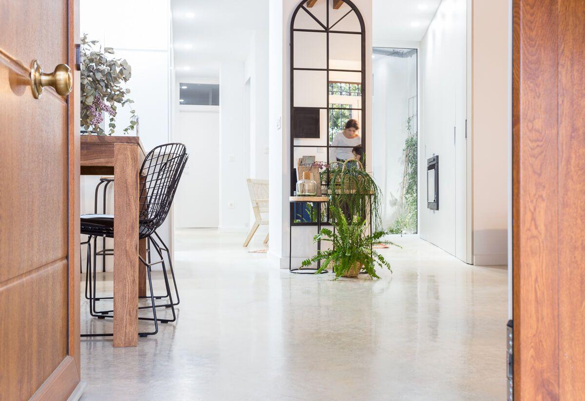 Salon de apartamento en Alicante por Araque Maqueda