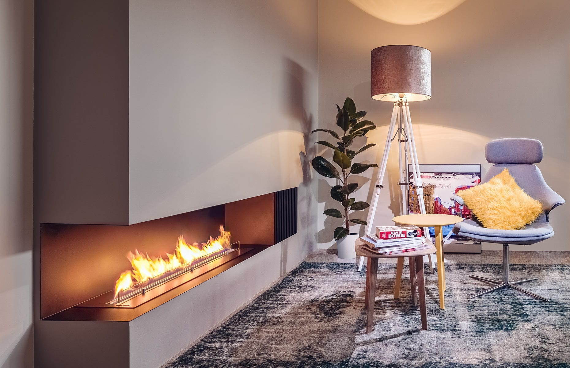 Ideas para chimeneas por Araque Maqueda