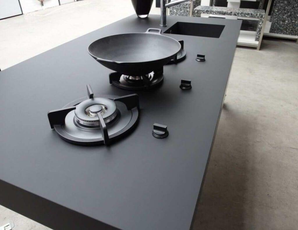 Pitt Cooking con wok por Araque Maqueda