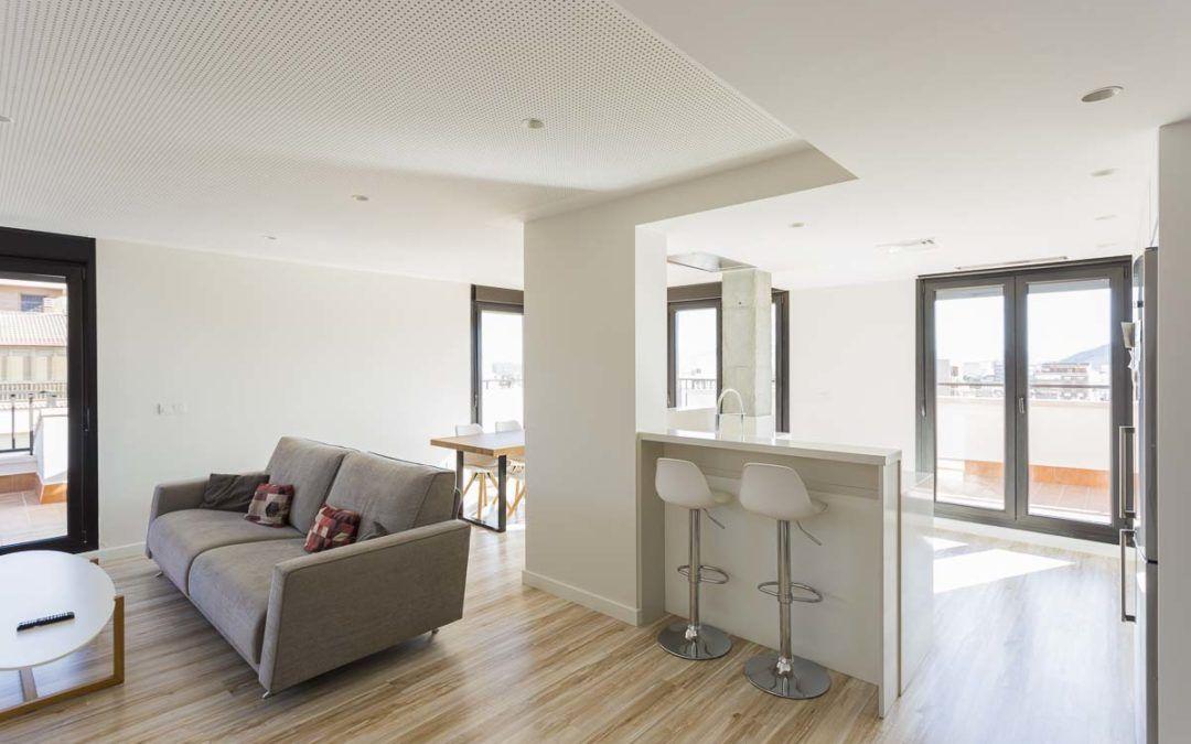 Penthouse refurbishment in Petrer