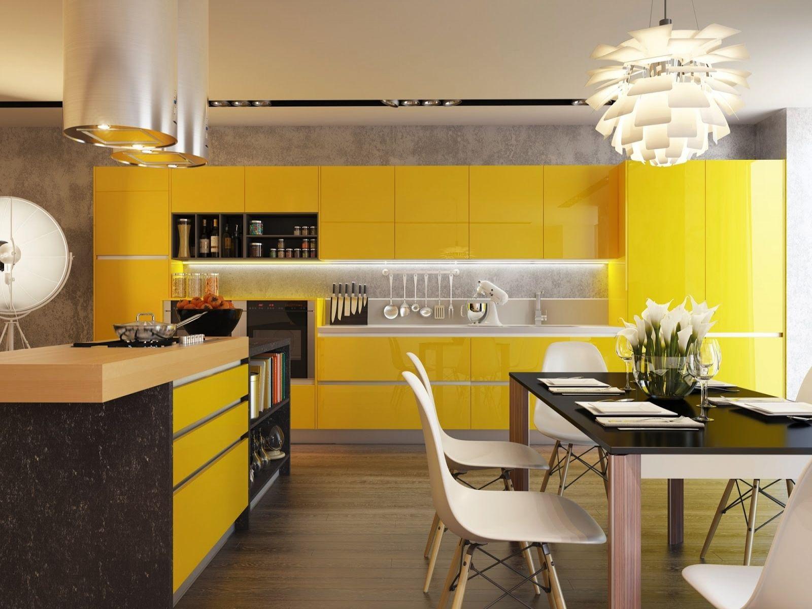 Cocinas de moda por araque maqueda construcciones