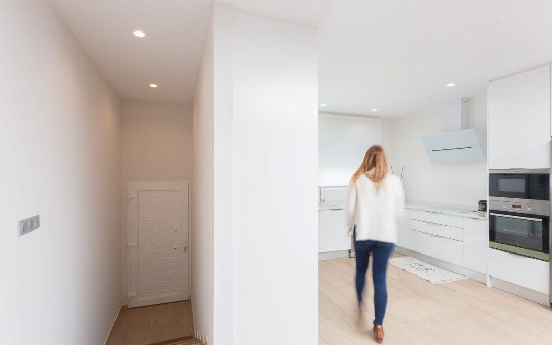 Ground-floor flat refurbishment in Pinoso