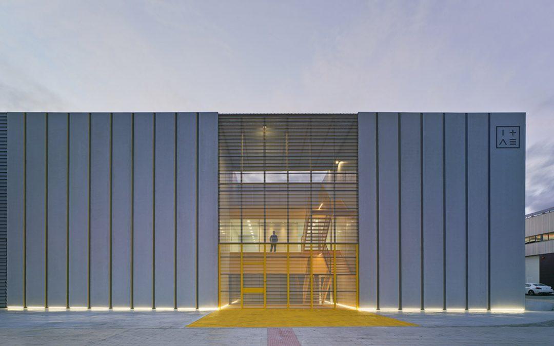 Nave industrial de diseño en Alicante