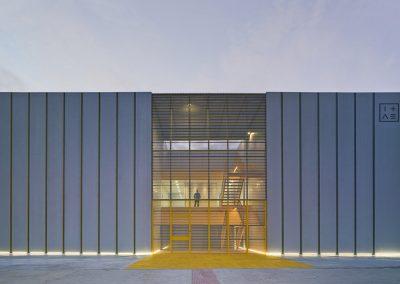 Industrial building in Alicante