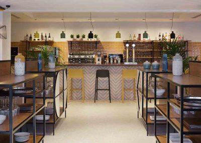 Diseño restaurante Araque Maqueda
