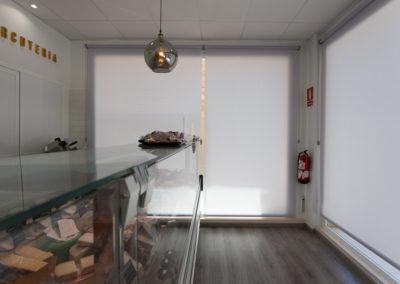 Stores cerrados de reforma carniceria por araque maqueda
